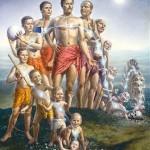 Радиоактивность и эволюция ДНК.... в Золотом Потоке от 36 Высших Советников Света
