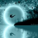 Однажды на синей луне...