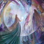 Где мир творят невидимые Боги...