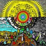 21:12 Зимнее солнцестояние 2012 - Празднование во славу времен года и Духа  с участием Пеппер Льюис и Гайи