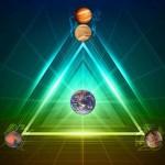 Планета Земля. Прогноз на январь 2013г. (Зараев А.В.)
