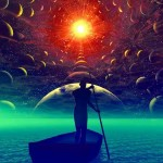 Переход – это святое, интимное событие. Изменения служат тому, чтобы учить вас двигаться в потоке.