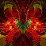 Июнь. «Бабочка Вселенной»