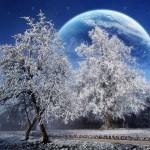 21 декабря. День зимнего солнцестояния.....