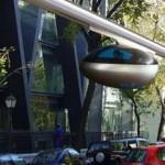 Транспорт из будущего появится в Израиле - на магнитной подушке skyTran. И ещё два прикола!