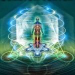Когда Тело Света активировано, центр равновесия перемещается к Сердцу!