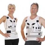 Одежда будущего: израильская чудо-футболка для спасения жизней