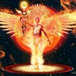 Печать 13. Красный небесный странник (Бен)