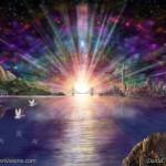 Открыться миру - ищи источник Света и поворачивайся в его сторону...