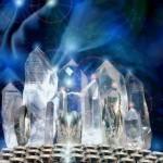Кристаллы вокруг нас. Важность взаимодействия человеческого сознания с кристаллами.