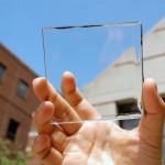 Технологии будущего - прозрачные солнечные батареи, позволят превратить любое окно в источник энергии