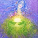 О питании души и духа, и принципе отдавания - Латуйя