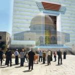 Сама Земля Эрец Исраэль является Духовным Храмом для всего еврейского народа.