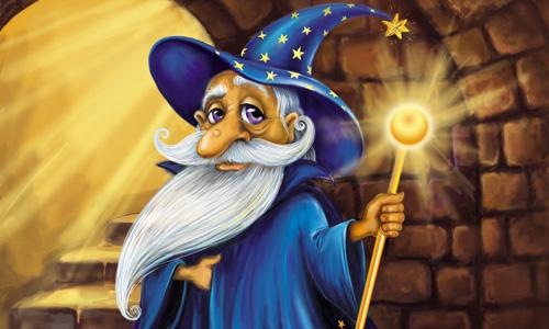 прилетит вдруг волшебник